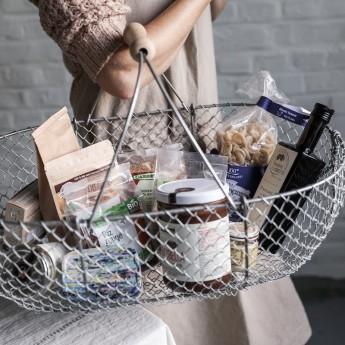 Pack de produits pour panier découverte fêtes de fin d'année