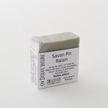 bloc de savon pin raison