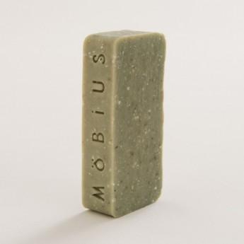 bloc de savon 100g verveine et spiruline bio