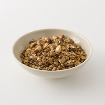 Le téméraire muesli noix et beurre de cacahuètes