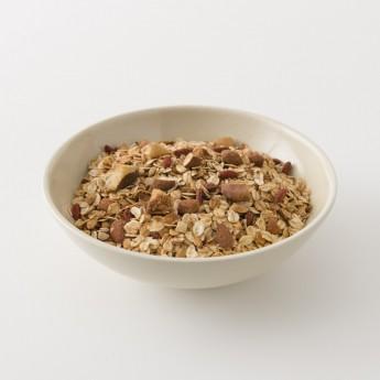 Muesli l'audacieux au gingembre et baies de goji bio