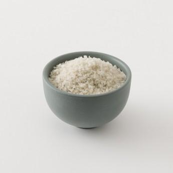 Intérieur sel de guérande fin pour la table