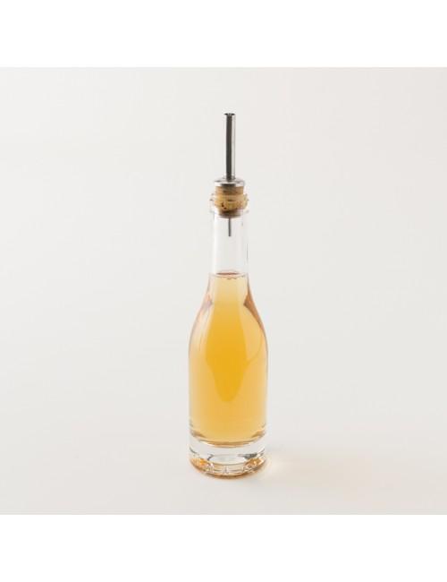 détail du vinaigre blanc à la fleur de sureau 25cl