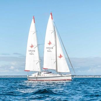 photo du voilier grain de sail
