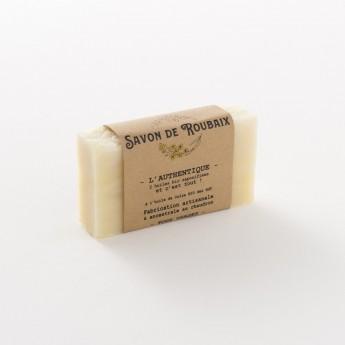 emballage savon Roubaix 115g