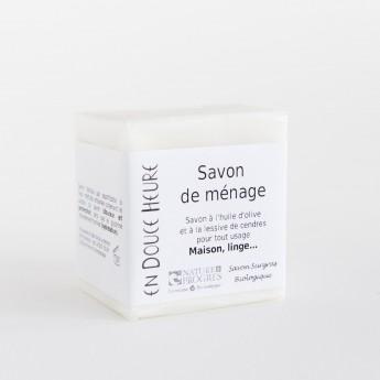 emballage savon de ménage bloc de 175g