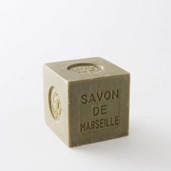 cube savon Marseille olive 400 g