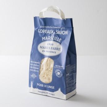sac d'un kilo de copeaux de savon de Marseille