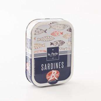 boite de sardine label rouge la perle des dieux