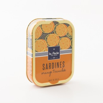 sardine à l'orange la perle des dieux