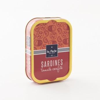 sardines à la tomate confite la perle des dieux