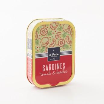 sardine tomate basilic la perle des dieux
