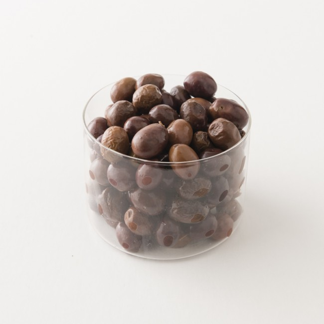 olives noires entières la favorita fish italie