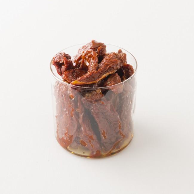 tomates séchées à l'huile d'olive la favorita fish
