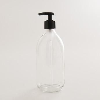 Pousse mousse 500 ml en verre