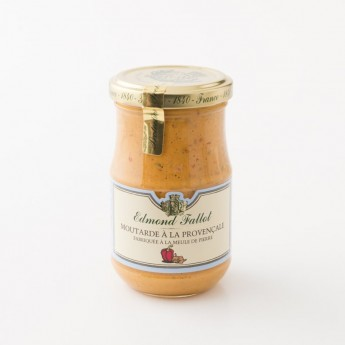 Pot de moutarde aux poivrons edmont fallot