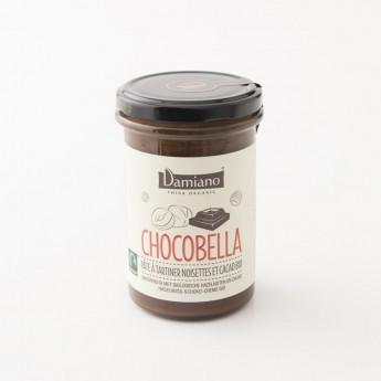 Pot de 365g de pâte à tartiner au chocolat et à la noisette damiano