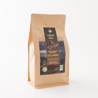 paquet café colombie 500g