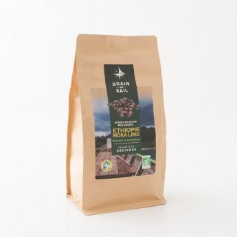 paquet de café moka 500g