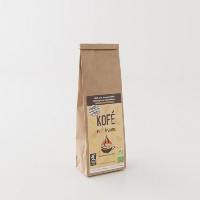 paquet de kofé de petit épeautre 200g bio