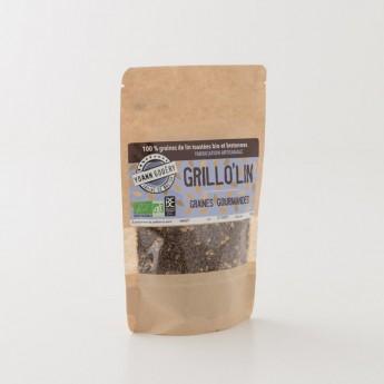 Paquet de graines de lin 100g bio