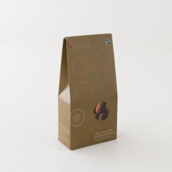 Paquet noisettes enrobées au chocolat damiano