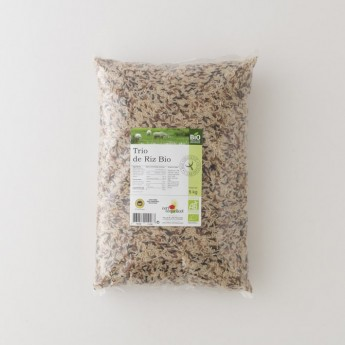 paquet de trio de riz 5kg