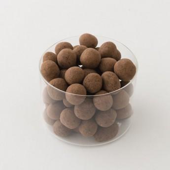 noisettes enrobées chocolat noir