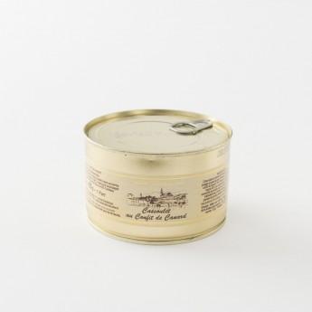 cassoulet de Castelnaudary au confit de canard de chez Escudier boite de 420 g