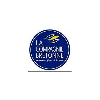 boite de sardines au beurre de baratte bio 115g par La Compagnie Bretonne (conserverie Furic)