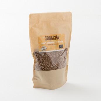 Sarrasin en grain sobacha bio en paquet de 400 g
