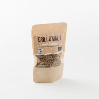 Malt torréfié en grains bio Grillomalt paquet découverte de 100 g
