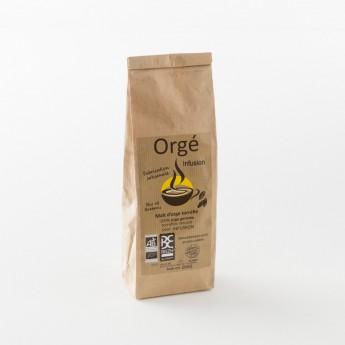 Café d'Orge moulu bio en paquet découverte de 200 g