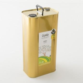 huile d'olive vierge extra bio Picual en bidon de 5 l