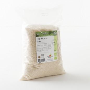 riz blanc bio de Camargue IGP: le sac de 5 kg