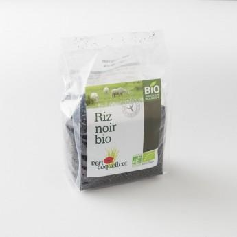 riz noir bio de Camargue: le paquet de 500 g