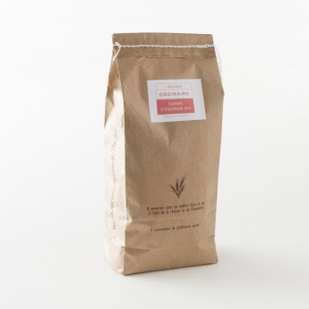 farine de petit épeautre (engrain) bio artisanale