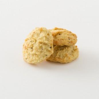 biscuits bio au fromage de Franche-Comté en paquet de 80 g