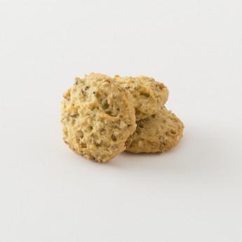 biscuits bio au sésame complet en paquet de 80 g