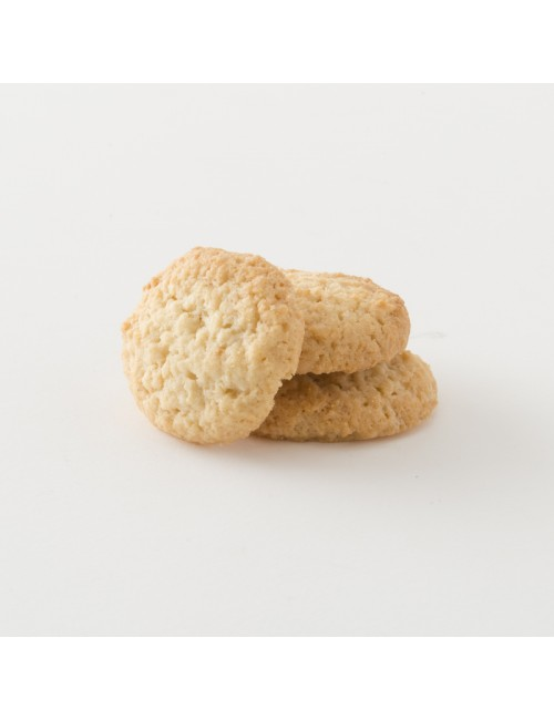 biscuits bio à la noix de coco en paquet de 130 g