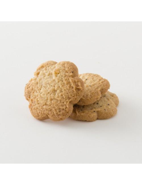 biscuits bio citron orange douce en paquets de 130 g
