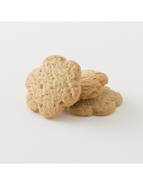 biscuits bio au thé Earl Grey en paquet de 130 g