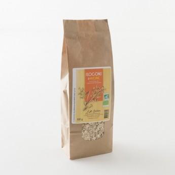 flocons d'avoine bio en paquet de 500 g