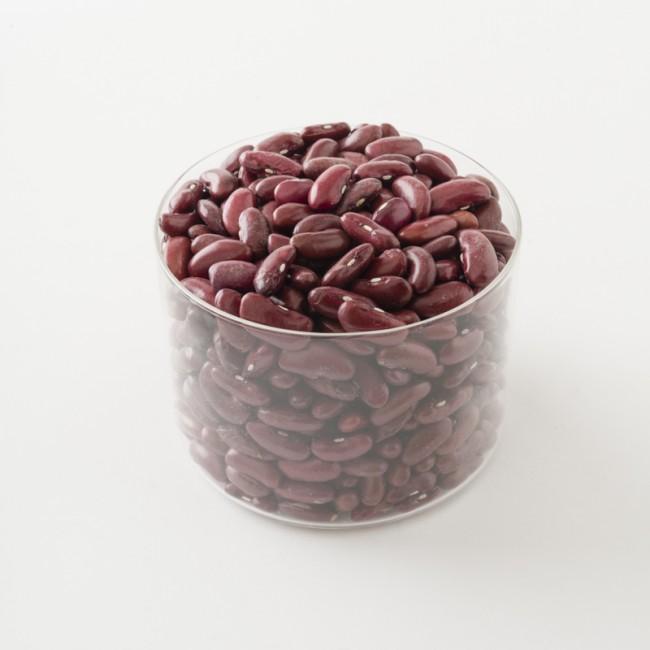 Les haricots rouges de la ferme de Chassagne.