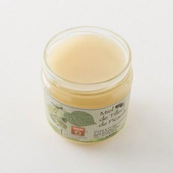 Intérieur d'un pot de miel de Picardie