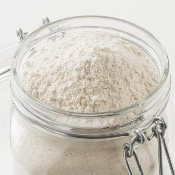 Détail de la farine complète