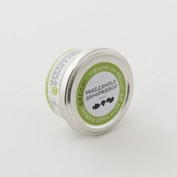 Pot de 15g de persil bio
