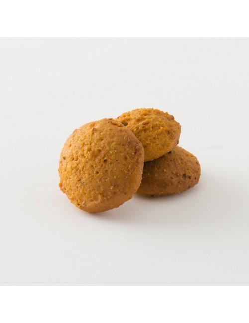 Biscuits à la tomate et à l'oignon en vrac par 100g
