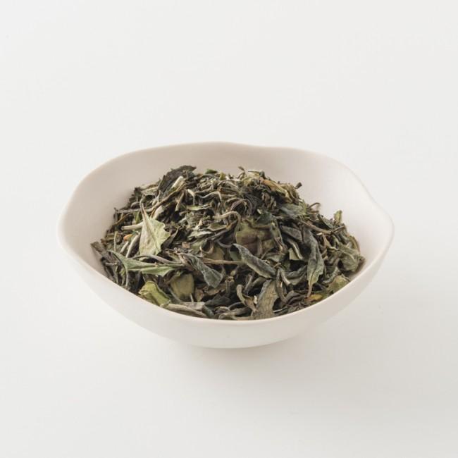 Photo pour le thé au jasmin en vrac par 100g.