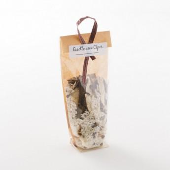 Paquet de risotto aux cèpes artisanal de 175g
